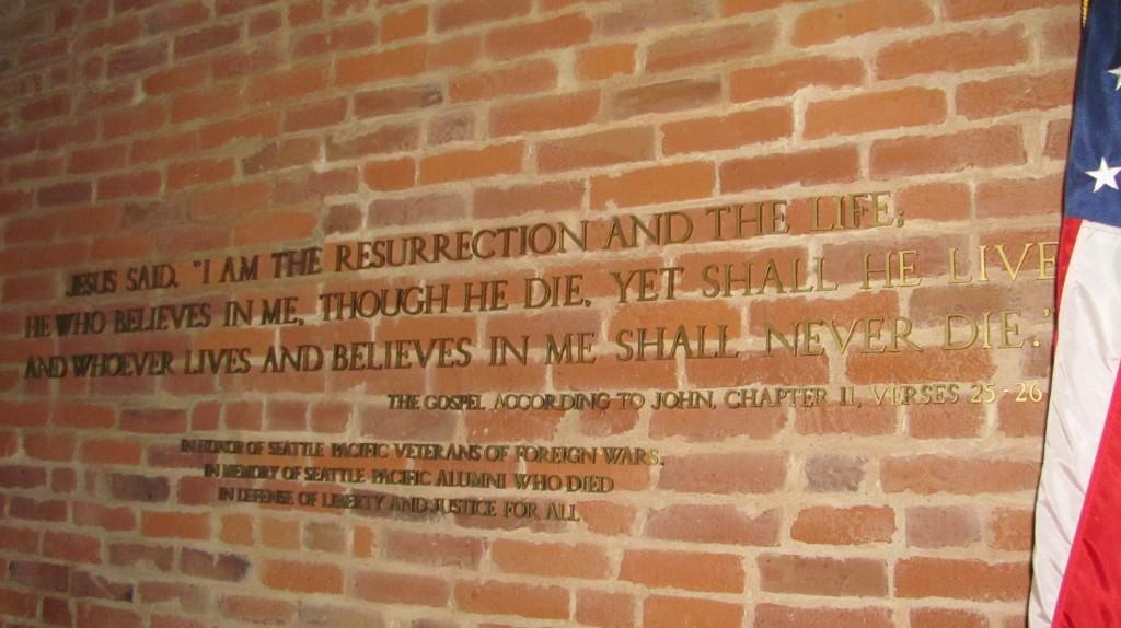 Alexander Chapel Memorial