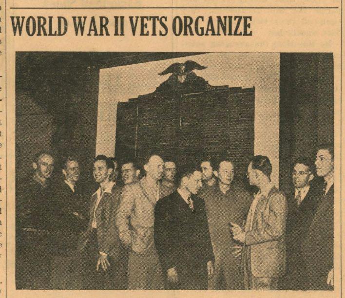 The Falcon, Nov 2, 1945